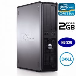 Dell OptiPlex Core 2 Duo 2 GB 320 HD