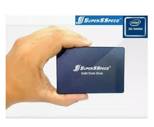 SSD 120 Gb Supersspeed (Intel)