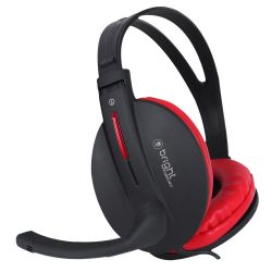 Headset Gamer Com Microfone Bright