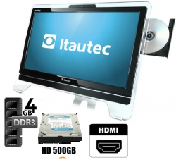 ALL IN ONE ITAUTEC INFOWAY