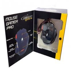 Mouse Óptico Brigth Gamer Pro