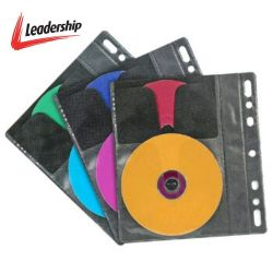 Porta DVDs  duplo  Leadership