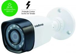 Câmera Intelbras Bullet Vhd 1010b G4 3,6mm 10m 720p Multi Hd