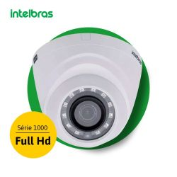 Câmera Dome Full HD Intelbras VHD 1220