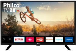 "Smart TV LED 28"" Philco"