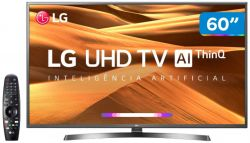 "Smart TV 4K LED 60"" LG"