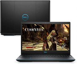 Notebook Dell G3 3590 15.6'' FHD i5-9300H 1TB UN 5.690,00 8GB GTX 1050 3GB Win10 H Preto