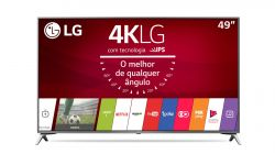 Smart TV LG LED 49