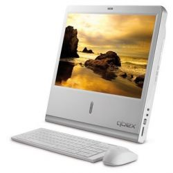 All In One PC Quad CoreS  4GB Ram  HD  160 GB Tela 19