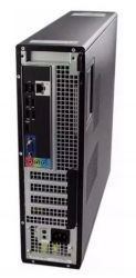 Computador Dell Optiplex 390 Core i3 Memória 4GB  SSD 120 GB