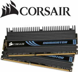 Memória Gamer Corsair Dominator DDR3 4GB 1600 MHz